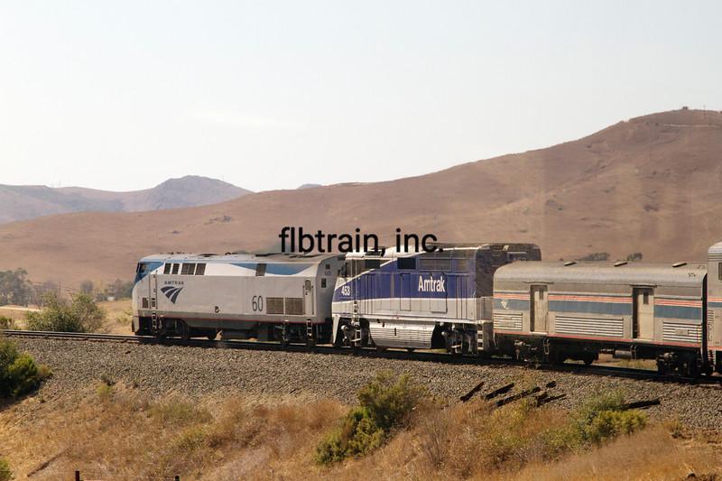 AM2015090125 - Amtrak, Seattle, WA - Los Angeles, CA, 9/2015
