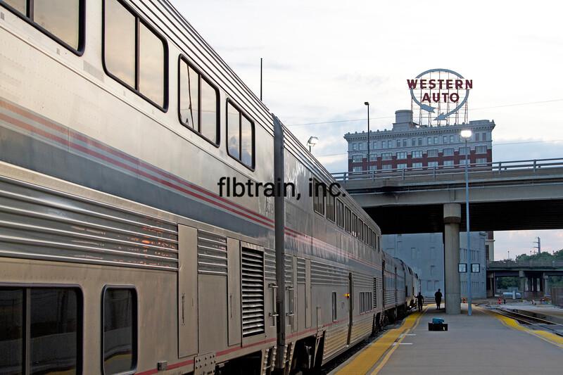 AM2015090505 - Amtrak, Los Angeles, CA-CHicago, IL, 9/2015
