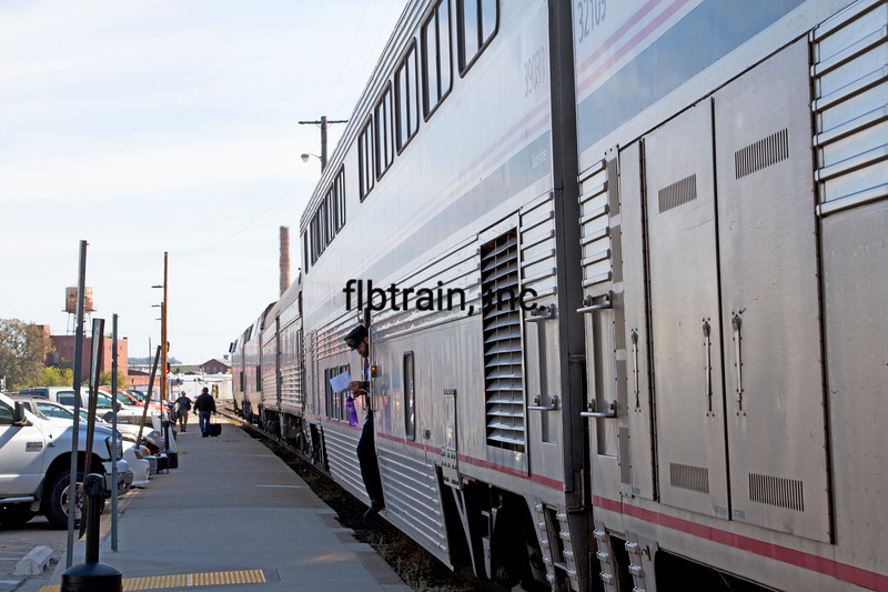 AM2015090531 - Amtrak, Los Angeles, CA-CHicago, IL, 9/2015