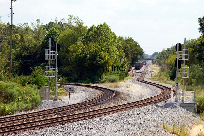 CNIC2015090098 - Canadian National-Illinois Central, Amtrak, Pullman Rail Journeys, Chicago, IL-Hammond, LA, 9/2015