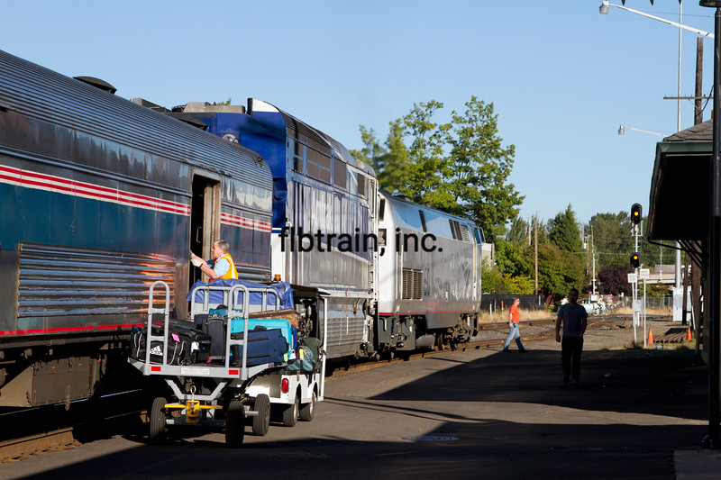 AM2015090050 - Amtrak, Seattle, WA - Los Angeles, CA, 9/2015.