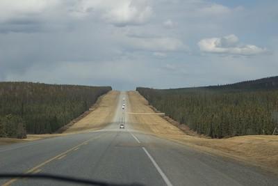 Along the Alaska Highway