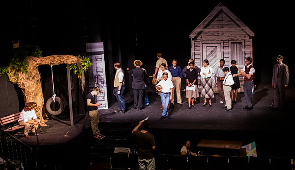 To Kill A Mockingbird, Civic Theatre, New Bern NC