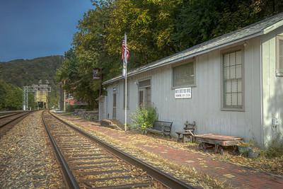 Thurmond West Virginia Post Office