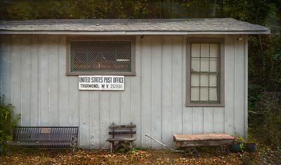 Thurmond West Virginia Post Office #2