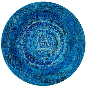 Sara Roizen Vinyl Mandala - Vol 3 Side 13