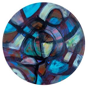 Sara Roizen Vinyl Mandala - Vol 2 Side 20