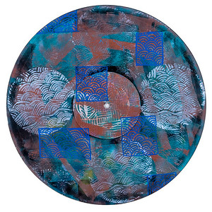 Sara Roizen Vinyl Mandala - Vol 2 Side 62