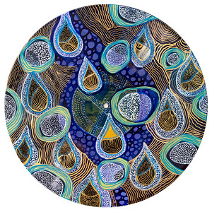 Sara Roizen Vinyl Mandala - Vol 3 Side 3