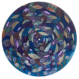 Sara Roizen Vinyl Mandala - Vol 3 Side 50