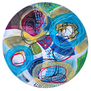 Sara Roizen Vinyl Mandala - Vol 2 Side 46