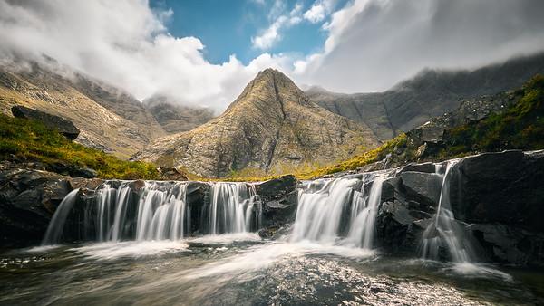 Fairy Pools of Glen Brittle – Isle of Skye, Scotland
