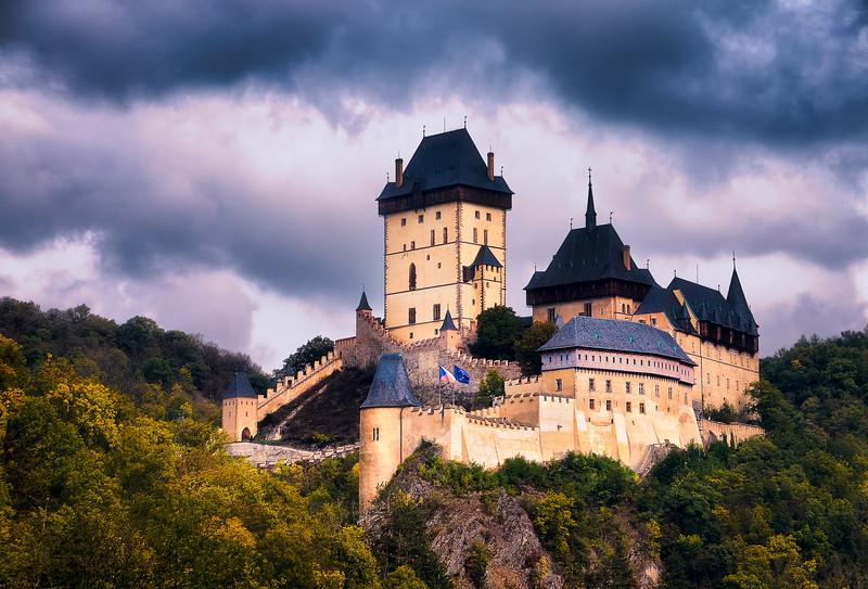 Karlstejn Castle – Karlstejn, Czech Republic