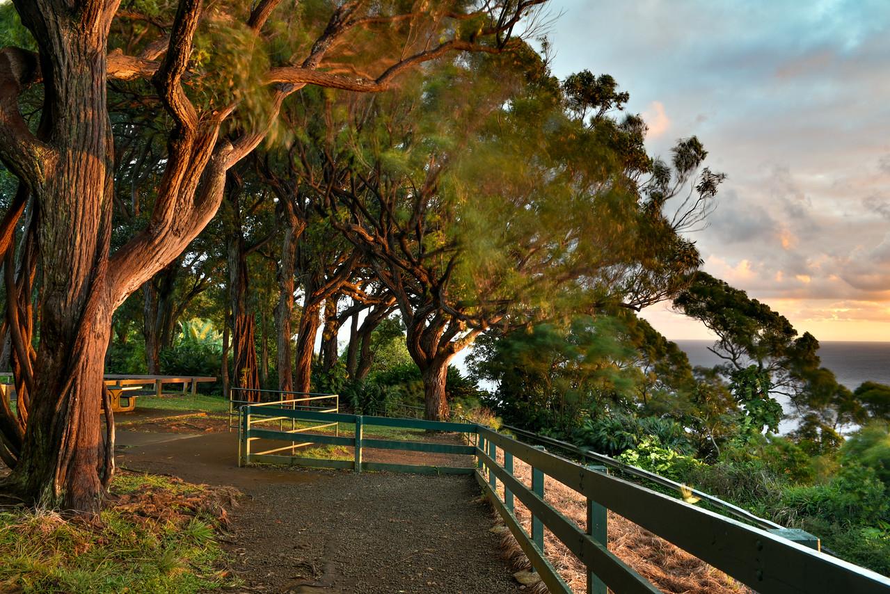 Kaumahina State Wayside, Maui