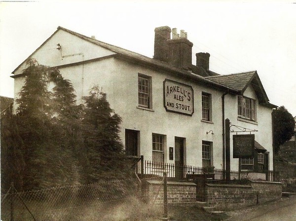 Bakers Arms 1950