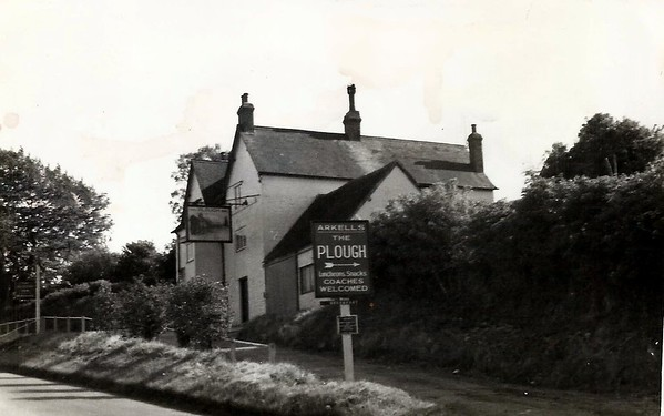 The Plough Inn 1950`s