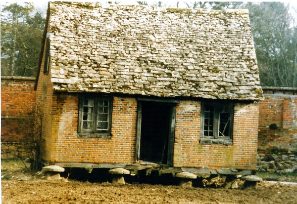The Granary in the grounds of Burderop House