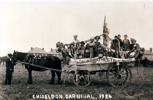 Chiseldon Carnival 1926