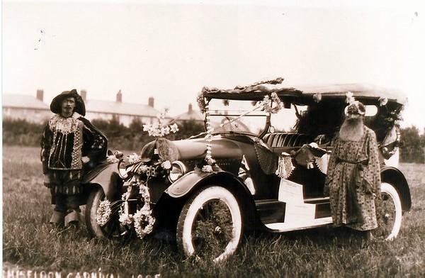 Carnival at Norris Rec 1925