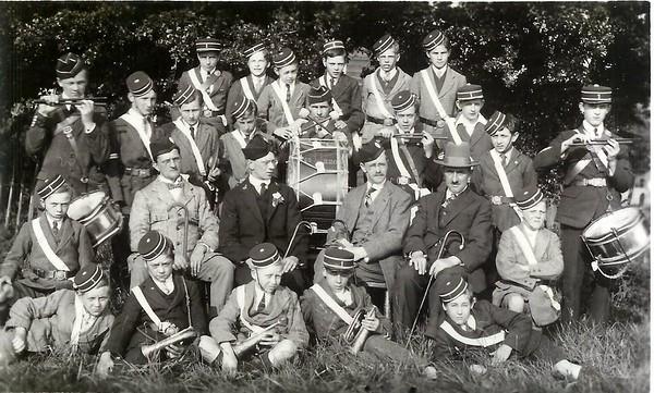Boys Brigade Band 1924
