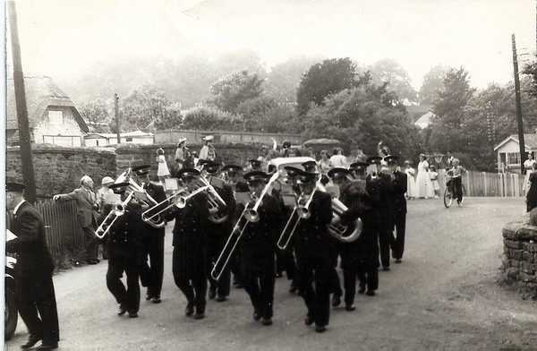 Carnival 1953 Station Rd