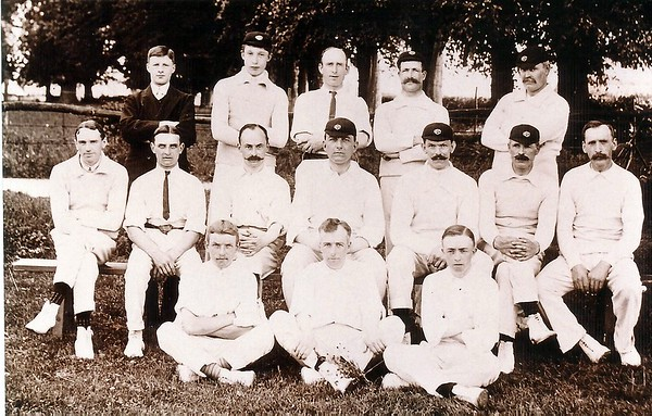 Chiseldon Cricket Club 1910