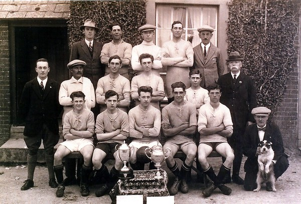Hodson Rovers 1921
