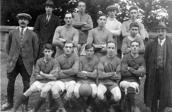 Magpies FC 1918