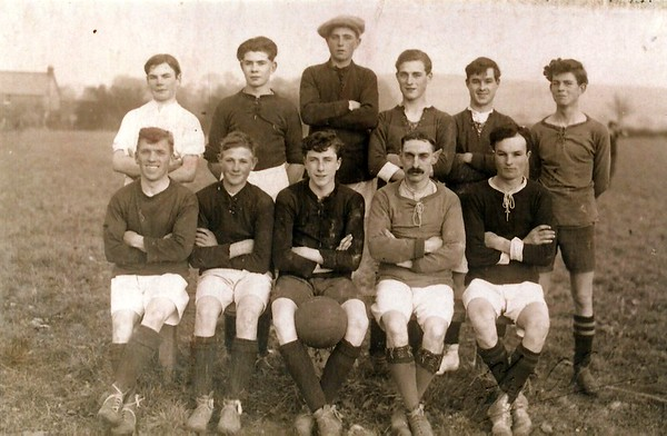 Chiseldon Juniors 1915