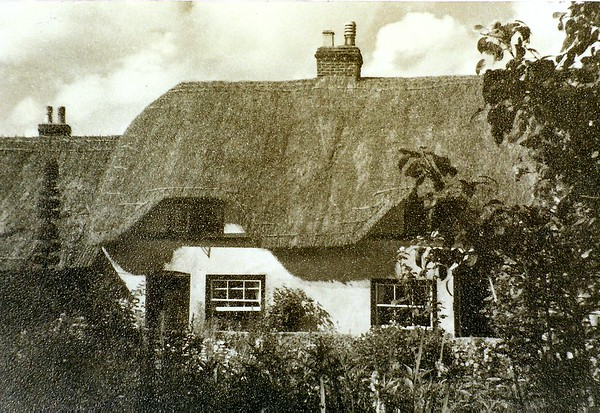 Cottages of the Canney 1950`s