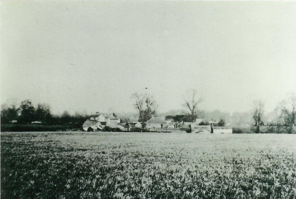View of Chiseldon 1910