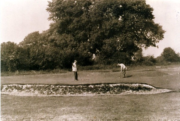 This was the 5th green 1920`s
