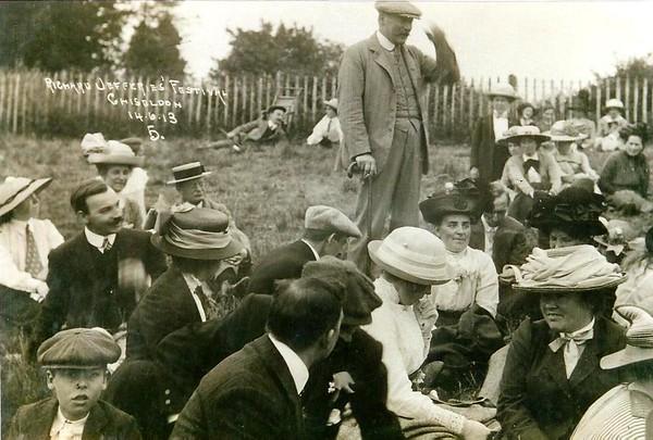 Richard Jefferies festival 1913