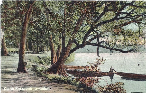Coate Water 1906