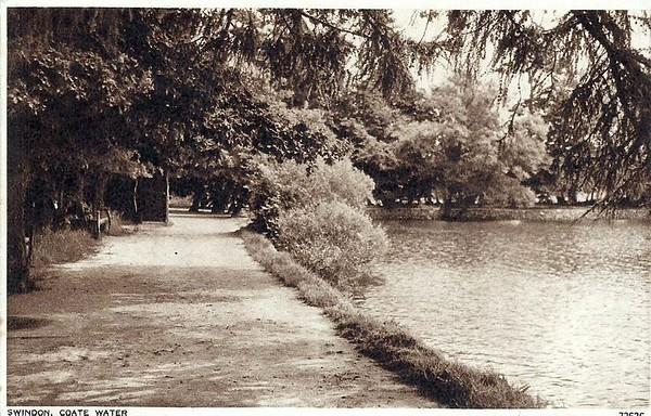 Coate Walk 1954