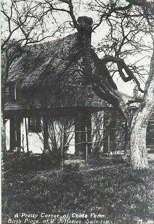 Coate Farm c1920
