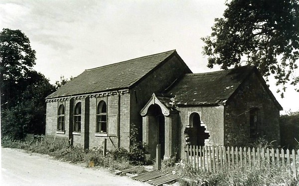Methodists chapel 1960`s