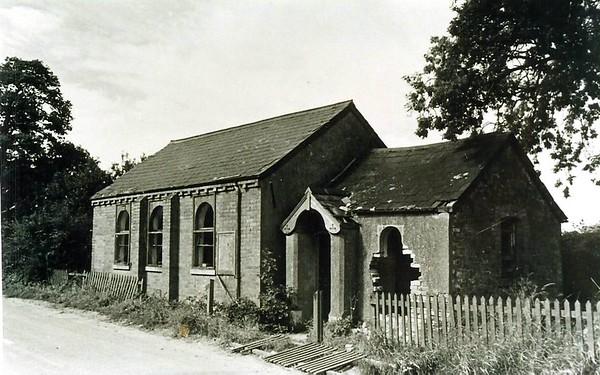 Methodists chapel 1960`s