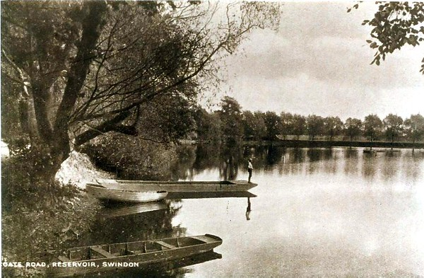 Coate Reservoir 1910