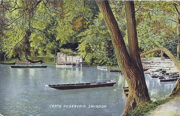 Coate Reservoir 1905