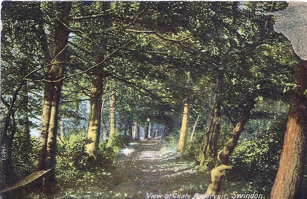 Coate Walk 1909