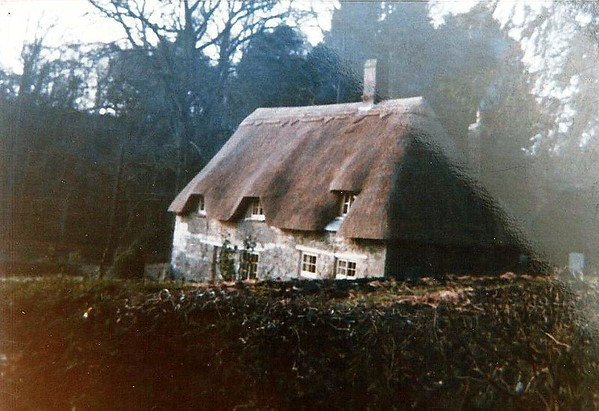 Keepers cottage 1950s