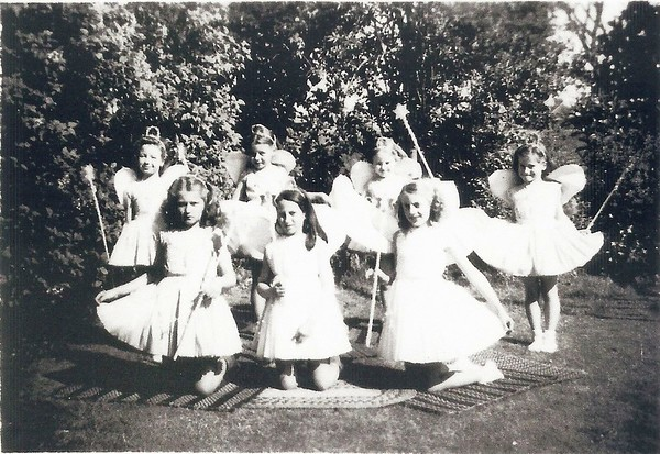 Chiseldon Fairies school play 1949
