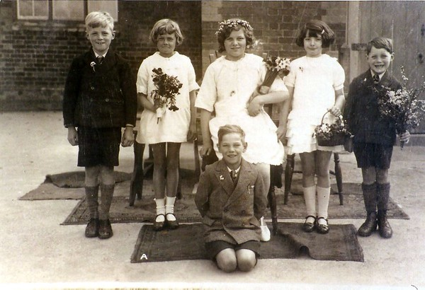 School groups 1920`s-1930`s