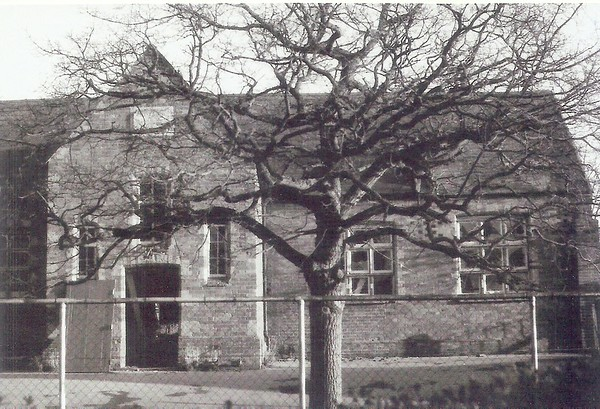The oak tree was planted by Mr Winchcombe of Hodson