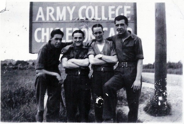 Army College 1940`s