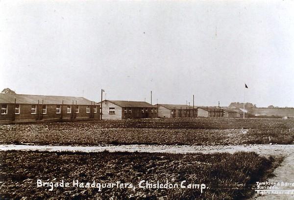 Brigade HQ 1916