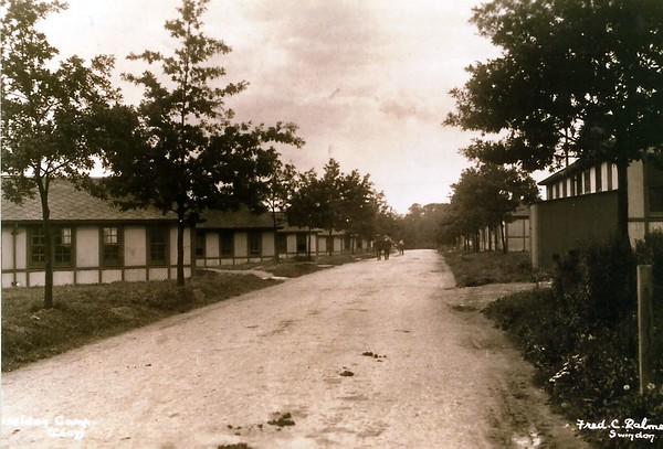 C company HQ 1918