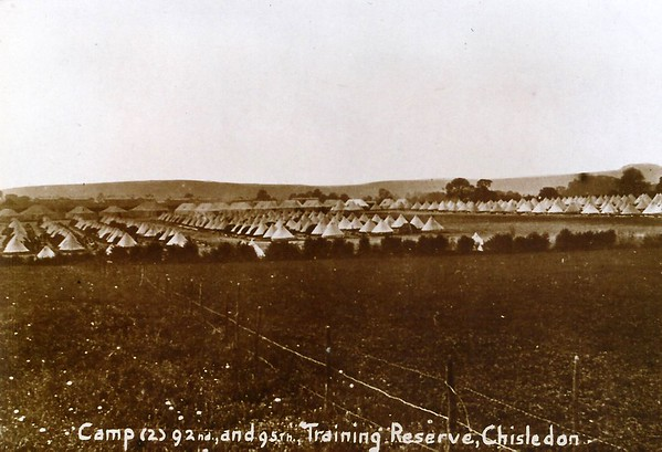 Camp Training Reserve 1914