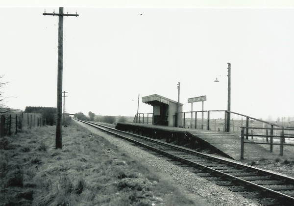 Chiseldon Camp Halt used until 1962